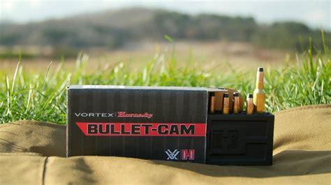 bullet cam vortex hornady bullet cam youtube