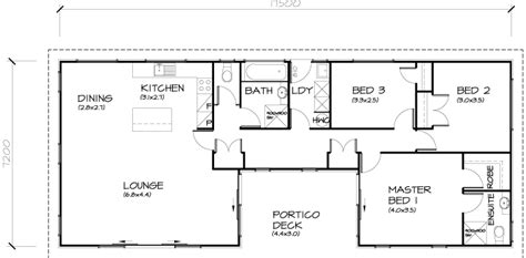 open house plans with photos 3 bedroom open floor house plans home deco plans