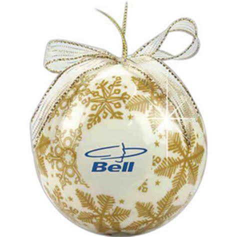 imprinted ornaments 100 custom ornaments with logo