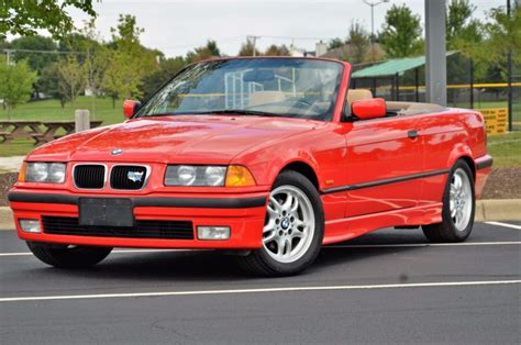 1997 Bmw 328i For Sale by One Owner 47k Mile 1997 Bmw 328i Convertible 5 Speed For