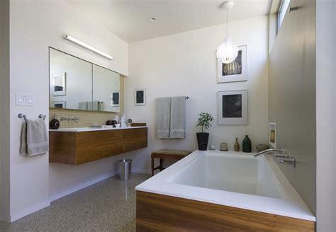 modern bathroom floors the sleek of modern terrazzo floors