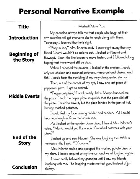 narrative picture books how to write a personal narrative essay for 4th 5th