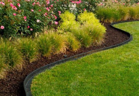 flower of rubber st rubberific debuts new premium landscape edging