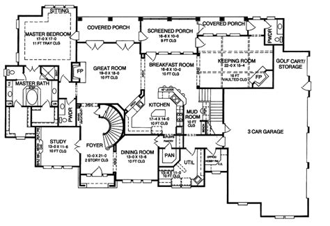 european floor plans darby hill european style home plan 019s 0003 house