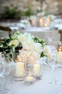 centre table decorations comment d 233 corer le centre de table mariage