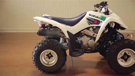 Suzuki Quadsport Z250 2007 suzuki quadsport z250