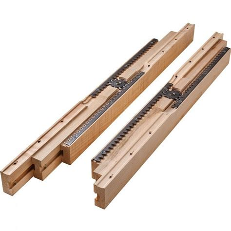 woodworking and hardware equalizer slides select wood size rockler woodworking