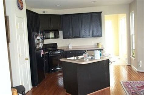 small kitchen with black cabinets kitchen kitchen colors with black cabinets pot racks