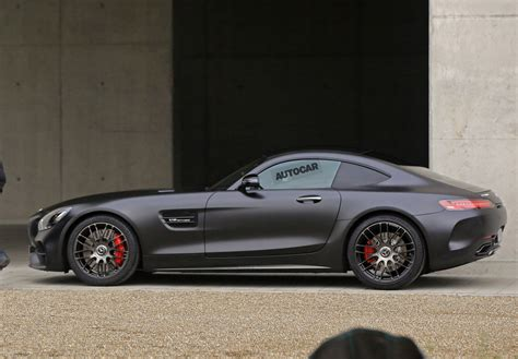 Mercedes Gt Coupe by 2017 Mercedes Amg Gt C Coupe To Get 549bhp Turbo V8
