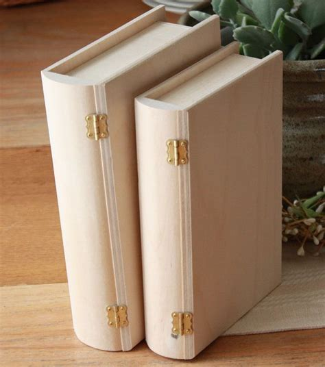 wooden book boxes 15 best images about book keepsake boxes on