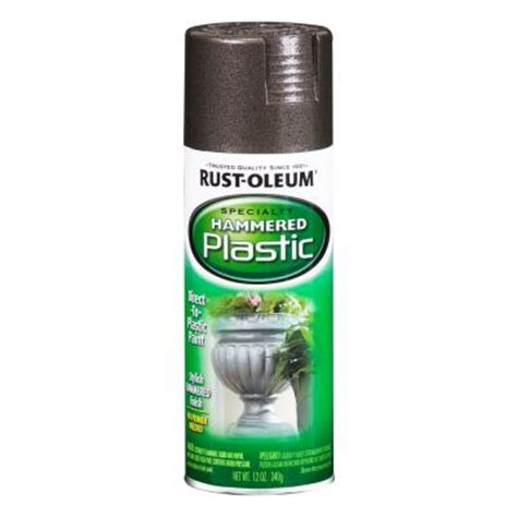 home depot paint for plastic rust oleum specialty 12 oz black paint for plastic