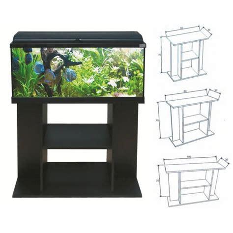 mueble para acuarios mueble acuarios mesa madera aquadream bermudes negra 2