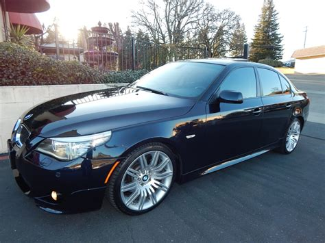 550i Bmw For Sale by No Reserve 2008 Bmw 550i 6 Speed For Sale On Bat Auctions