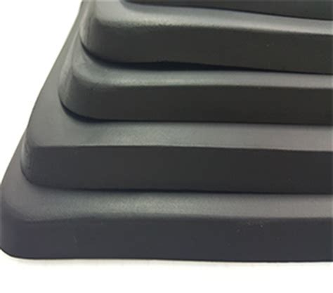 rubber st for business material