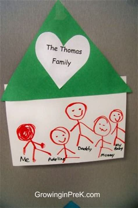 family themed crafts for best 25 family theme ideas on preschool