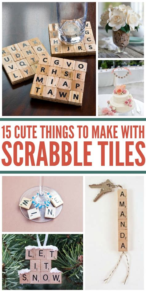things to do with scrabble tiles 15 awesome uses for scrabble tiles besides the