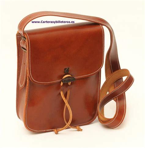bolsos de cuero artesanales bolso de cuero unisex peque 209 o alta calidad