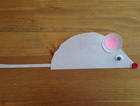 Mouse Craft The Rescuers Disney