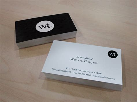 Professional Lawyer Business Cards Design Exles