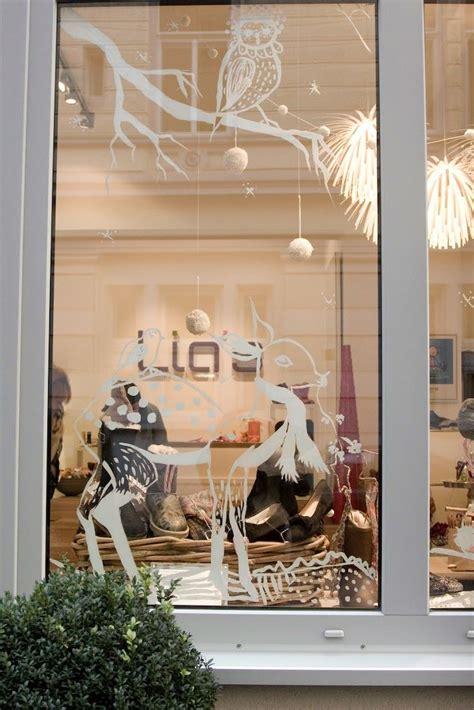 Fensterdeko Weihnachten Sprühschnee by 220 Ber 1 000 Ideen Zu Bemalte Fensterdekoration Auf