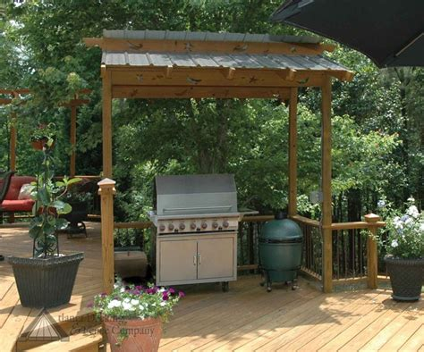 backyard bbq grill company shed with porch plans pictures of barbecue shed from