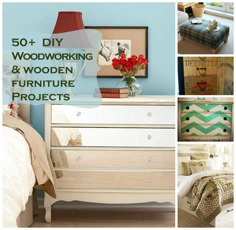 furniture projects 50 diy wooden furniture woodworking projects