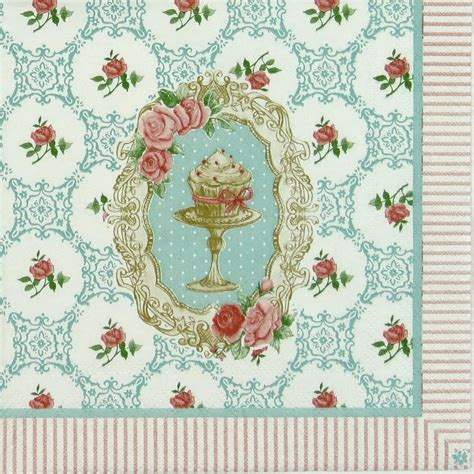 decoupage paper napkins 4x single table paper napkins for decoupage vintage