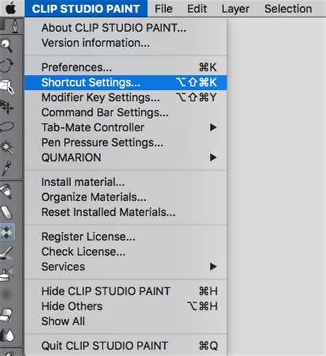 paint tool sai new layer shortcut daniel goffin