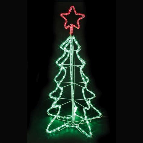 led rope light tree tree led rope light 7m buy at qd stores