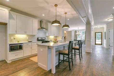 Crown Point Kitchen Cabinets enhancing design with architectural elements