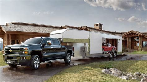 Chevrolet And Cadillac by 2017 Chevrolet Silverado 2500hd Pricing Specs Features