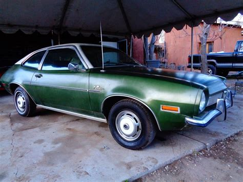 Ford Pinto For Sale by 1972 Ford Pinto Barn Find For Sale