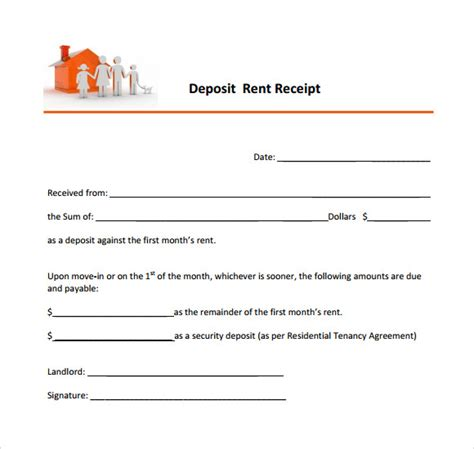 free printable receipts for services 10 printable receipt templates free samples examples