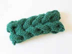 fishtail knitting pattern ravelry fishtail braided knit headband pattern by beth