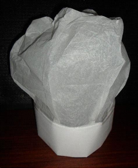 paper chef hat craft chef hat craft paper chef s hat image 1