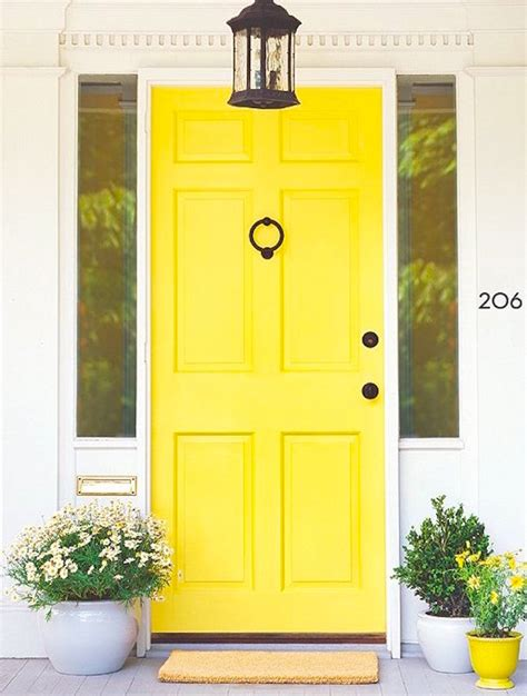 great feng shui front door colors to admire and learn from