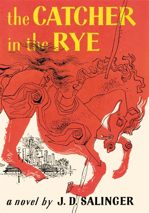 what do the in a catcher book review the catcher in the rye by j d salinger