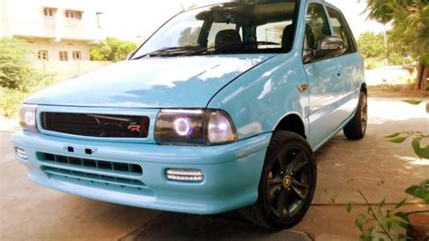Modified To by Maruti Zen Modified Cars Pictures Www Pixshark