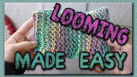 purl stitch on knitting loom learn the basic stitches for loom knitting purl and knit