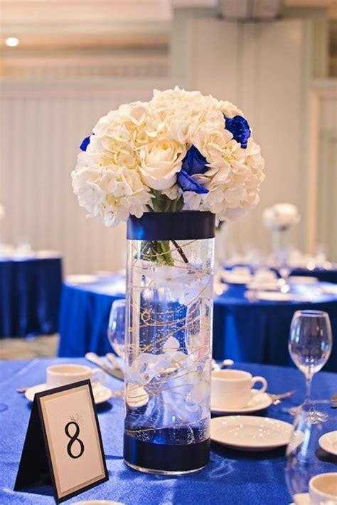 royal blue and silver centerpieces m 225 s de 1000 ideas sobre royal blue centerpieces en