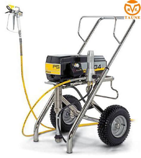 spray painter equipment trowelling machine polisher spray painting equipment