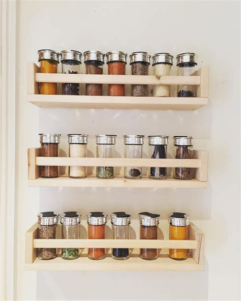 spice rack ideas for the kitchen and pantry buungi