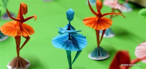 origami ballet dancer folk origami dancers 2 society