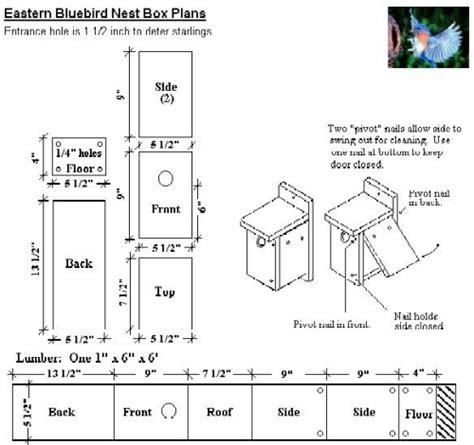mountain bluebird house plans bluebird bird house plans 171 home plans home design