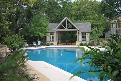 home plans with pools in ground swimming pools st louis mo poynter landscape
