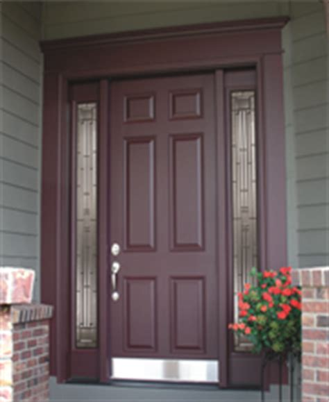 energy efficient front doors seattle fiberglass exterior door installation washington