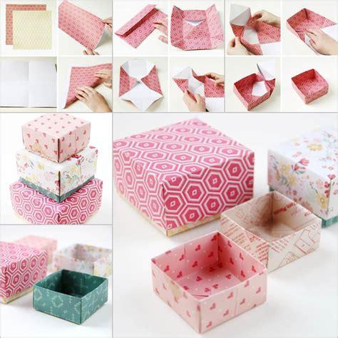 origami birthday gift creative ideas diy origami gift box origami gifts