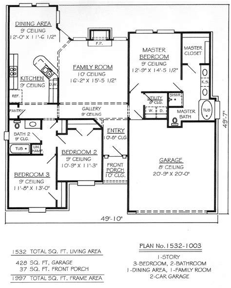 one bedroom one bath house plans house floor plans bedroom bath also one story two