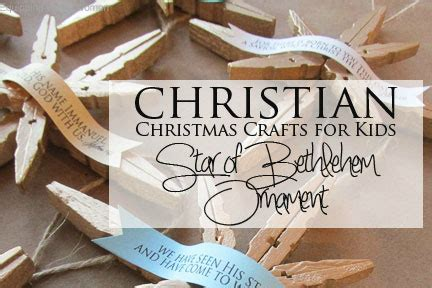 religious crafts for to make the of bethlehem christian craft tutorial