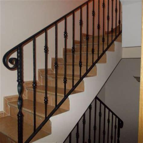barandillas de forja para escaleras de interior presupuesto barandillas forja online habitissimo
